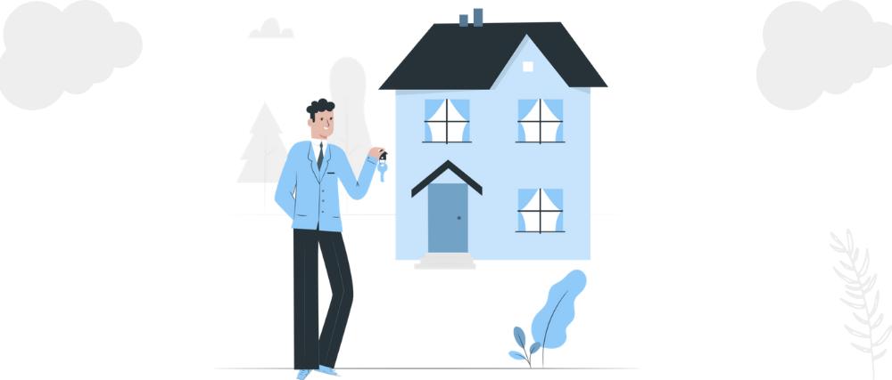 جستجو برای پیدا کردن خانه ی اجاره ای در آمریکا