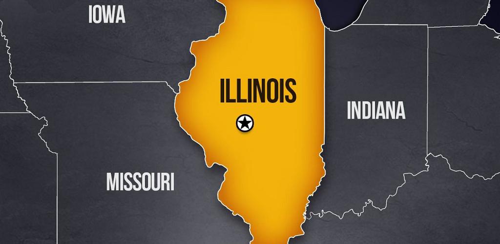 زندگی و تحصیل در ایالت ایلینوی آمریکا